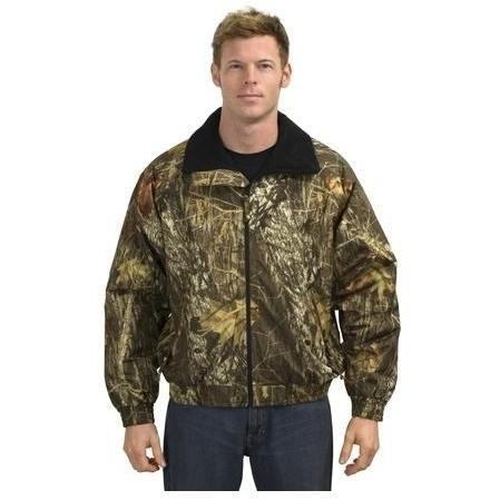 Port Authority Challenger Jacket Large- Mossy Oak New Break-Up/Black