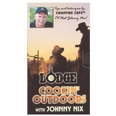 Lodge Cast Iron Cooking Outdoors With Johnny Nix Video - VNIX