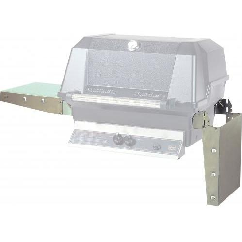Mhp Stainless Steel Fold Down Shelf Kit Left Or Right