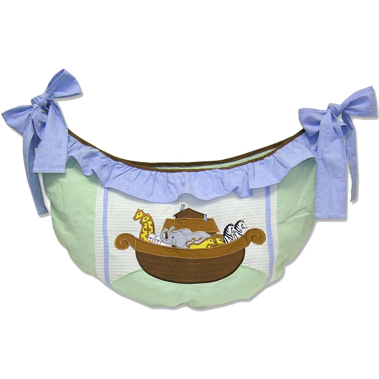 Trend Lab Crib Toy Bag - Noahs Ark