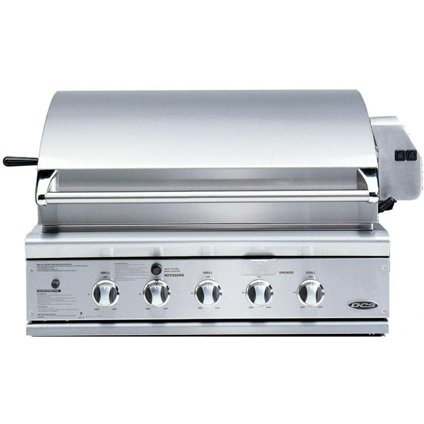DCS Gas Grills 36 Inch Built-In Natural Gas Grill - BGB36-BQAR