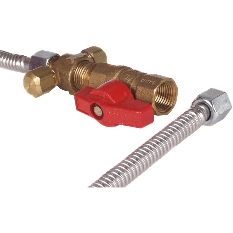 PGS Natural Gas Masonry Hook Up Kit