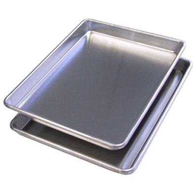 Broilking Model D5220 Quarter Sheet Pans (Set Of 2)