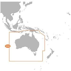 C-map Max Au-m005 - Australia - Sd Card