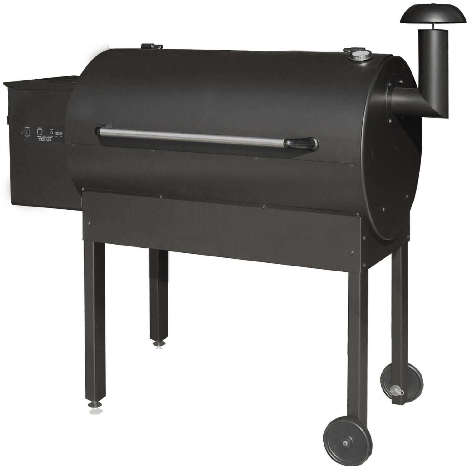 The Original Texan OT650 Wood Pellet Smoker Grill