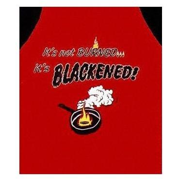 Picture of Blackened Apron