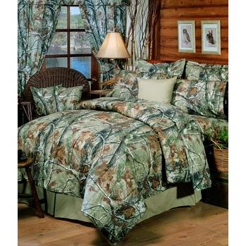 Realtree All Purpose Full Sheet Set