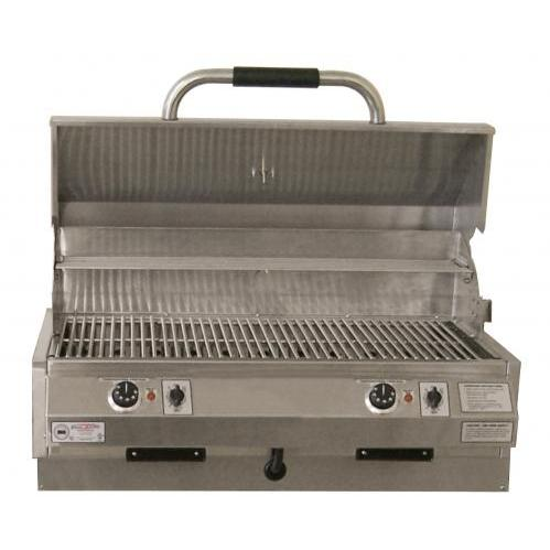 Electri-Chef 32 Inch Dual Control Built In Electric Grill