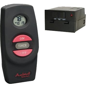 Ambient Technologies Millivolt On/off Remote/receiver With Timer - Hand Held