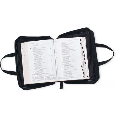 Cobra Caps Large Bible Cover - Black