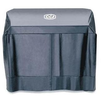 OCI 27 Inch Charcoal Grill Vinyl Cover- Full Length For Cart