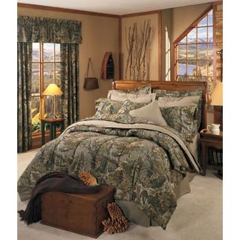 Realtree Advantage Twin Sheet Set