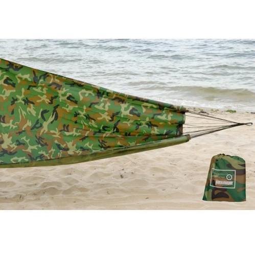 Bliss Hammocks Paratrooper Hammock - Camouflage