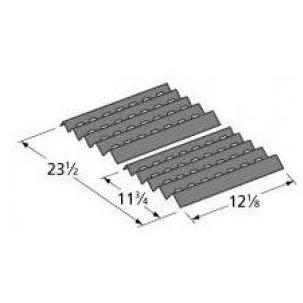 Porcelain Steel Corrugated Heat Plate 90252, Discount ID 90252