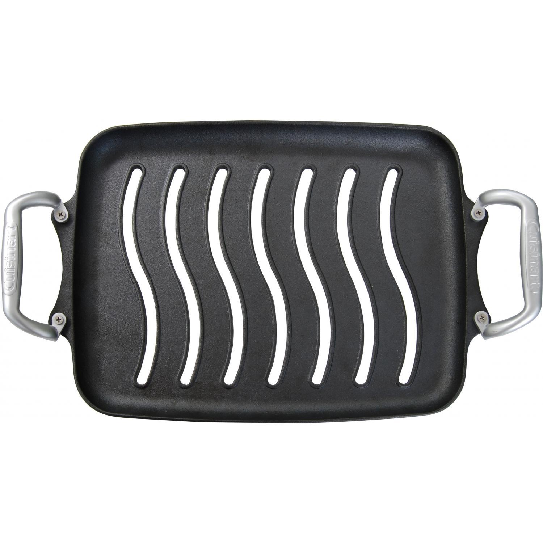 Cuisinart Cast Iron BBQ Grilling Platter Set CGP-202