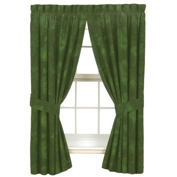 Karin Maki Window Curtain - Caribbean Coolers Rainforest