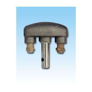 Gaslite America DMI7 Slip-On Dual Natural Gas Light Burner With 2.5 Inch Venturi