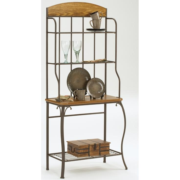 Hillsdale Lakeview Bakers Rack Wood - 4264-851