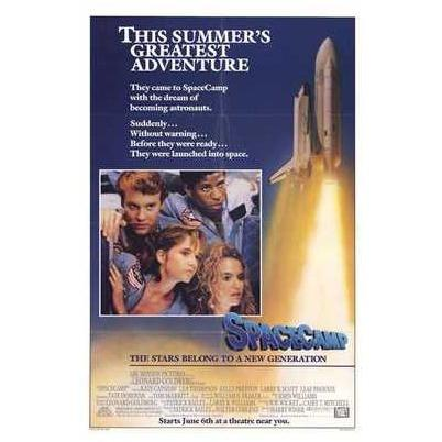 Space Camp Poster Print