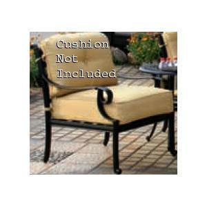 Alfresco Home Chateau Deep Seating Lounge Chair - Antique Topaz