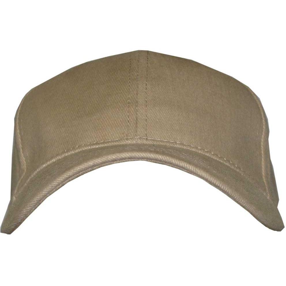 Port & Company Brushed Twill Cap - Khaki, Discount ID CP82-158433