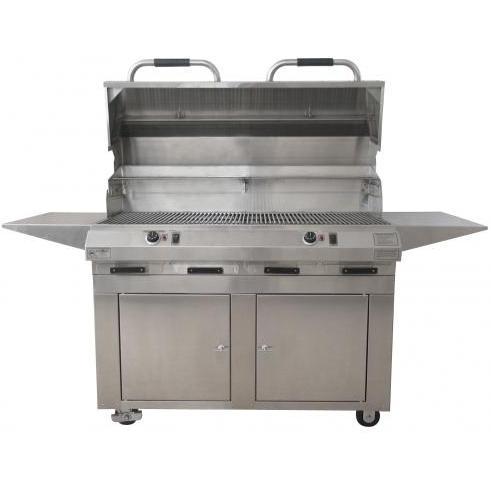 Electri-Chef 48 Inch Closed Base Dual Control Electric Grill