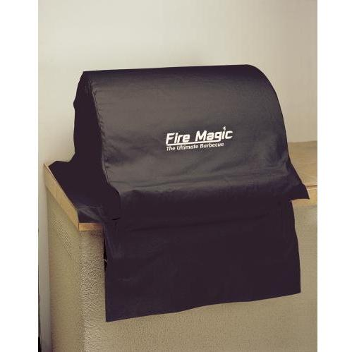 Fire Magic Grill Cover For Aurora A430 Built In Gas Grill Or 24 Inch Built In Charcoal Grill