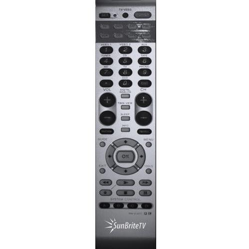 Universal Learning Remote Control For All SunBriteTV All-Weather Outdoor TV Models