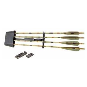Barnett Quick Detach Quiver W/arrows, Wildcat C5