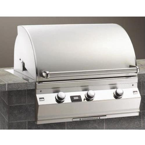Fire Magic Aurora A660 Natural Gas Grill W/ One Infrared Burner - Built In