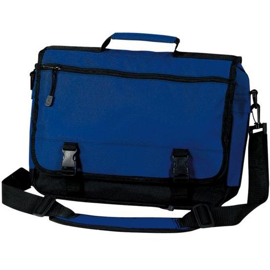 Port & Company Basic Expandable Briefcase - Royal
