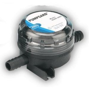 Jabsco Pumpgard In-Line Strainer 3/4 Barb - Low Profile 2645030
