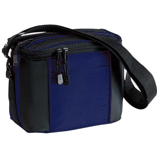 Port & Company 6-Pack Cooler - Navy