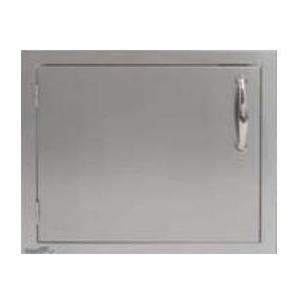 Alfresco 23 Inch Left-Hinged Single Access Door