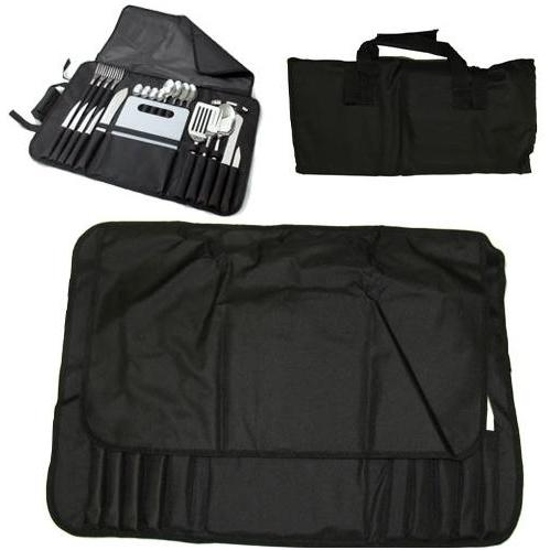 BBQ Tool Kit With Carrying Case