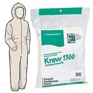 Kimberly-Clark Krew 1300 Hooded Paint Suit - X-Large