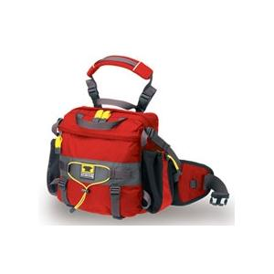 Mountainsmith Lumbar Pack, Day, Heritage Red