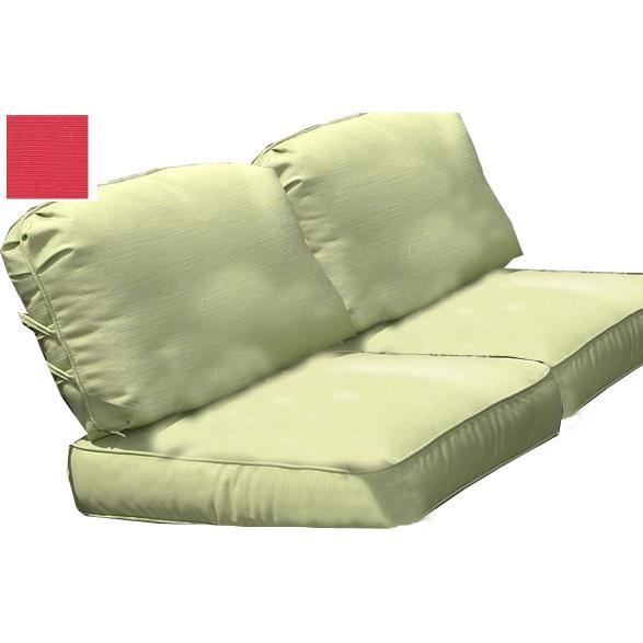 Alfresco Home Cushion Set For 22-0400 - Jockey Red