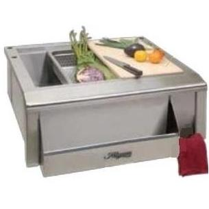 Alfresco Prep Package For 30 Inch Apron Sink