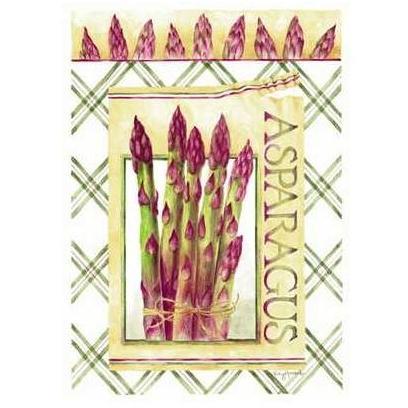 Asparagus Poster Print