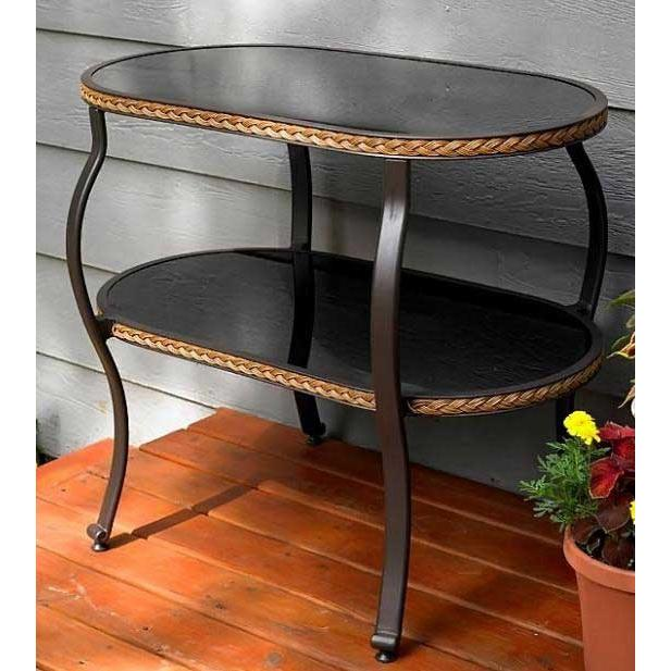 Outdoor GreatRoom Company 36 Inch French Colonial Grill Cart