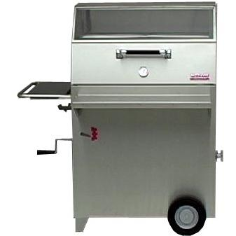 Hasty-Bake Gourmet Stainless Steel Charcoal Grill 307