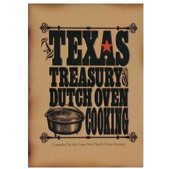 Lodge Cookbook, Texas Treasury Of Dutch Oven Cooking - CBTT