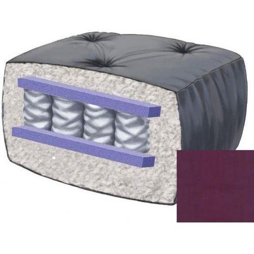 10 Inch Blazing Needles Perfect Pocket Coil Futon Mattress - Purple - DS-9662 - Purple