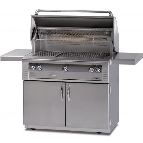 Alfresco Lx2 42-inch Natural Gas Grill On Cart With Sear Zone And Rotisserie at Sears.com