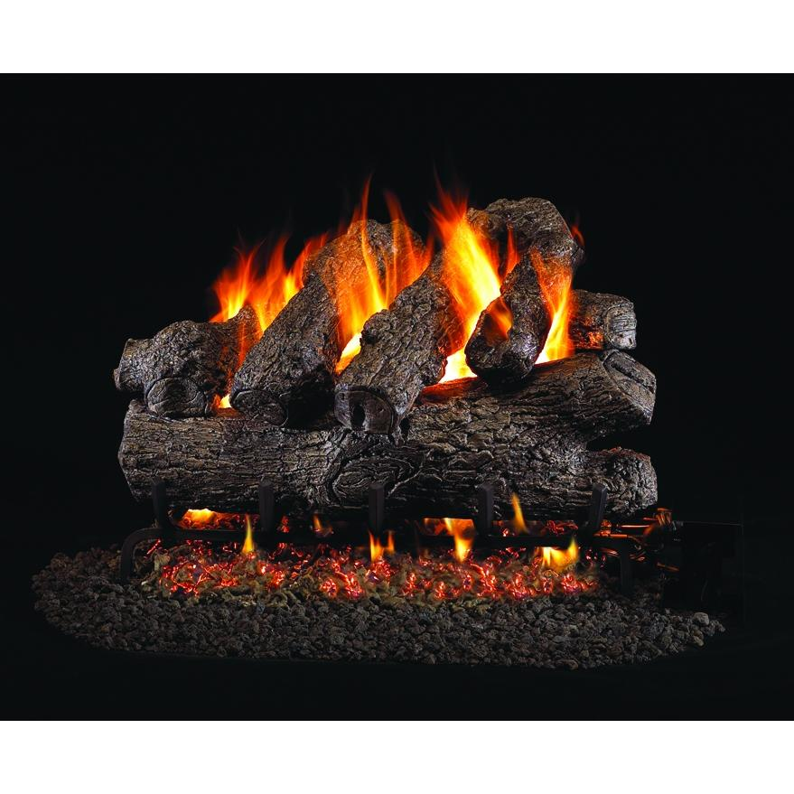 DISCOUNTED VENTED NATURAL GAS FIREPLACE ASSEMBLY Fireplaces