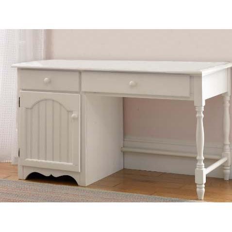 Hillsdale Westfield White Desk - 1354-779
