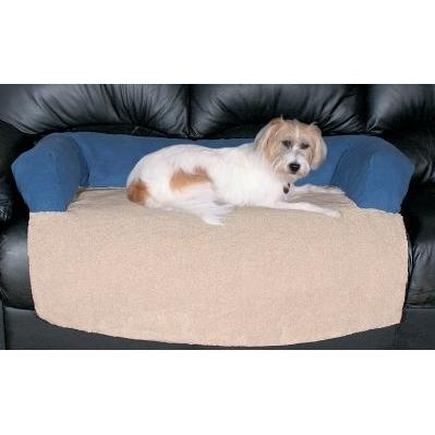 Karin Maki Couch Protector Pet Bed 40 Inch - Tan