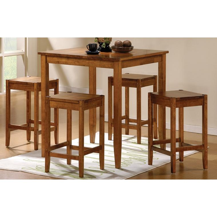 Powell Furniture - Medford Gathering Table With 4 Stools - 259-441
