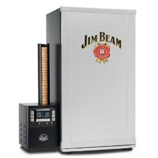 Bradley Technologies Jim Beam BBQ Food Smoker Digital 4 Rack